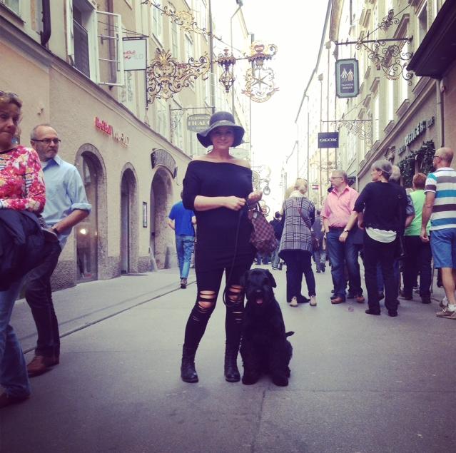 Blogger Salzburg