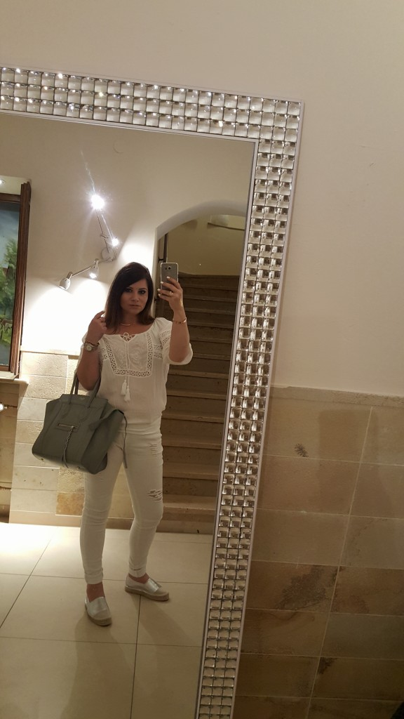 5 weiße Jeans unter 50 Euro
