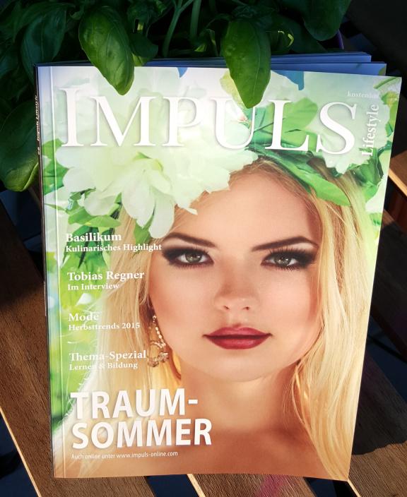 Impuls Lifestyle Magazin Kolumne