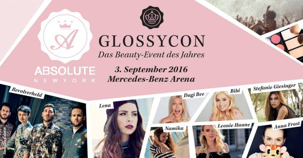 Glossycon Tickets