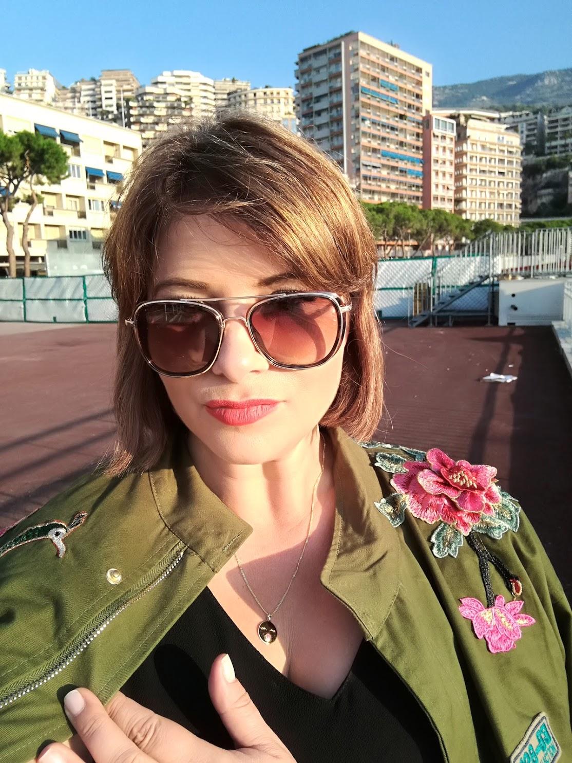 flower style à la Monaco