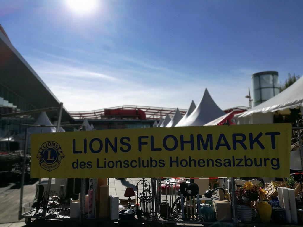 Lionsclub Hohensalzburg Flohmarkt Salzburg