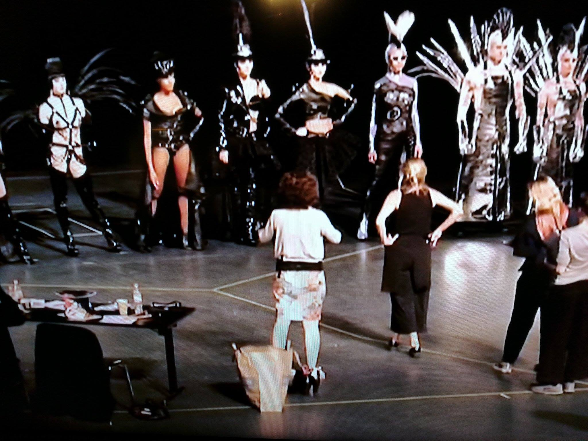 Behind the scene: Jean Paul Gaultier - THE ONE Grand Show