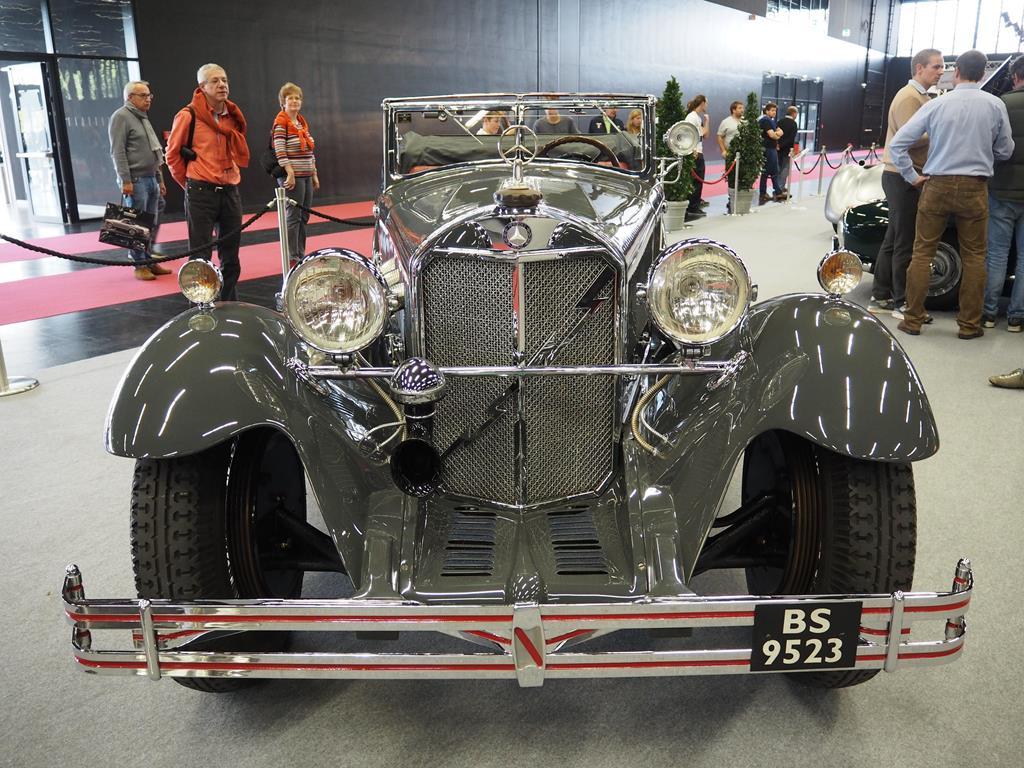 Mercedes Benz Typ Super Sport Cabriolet