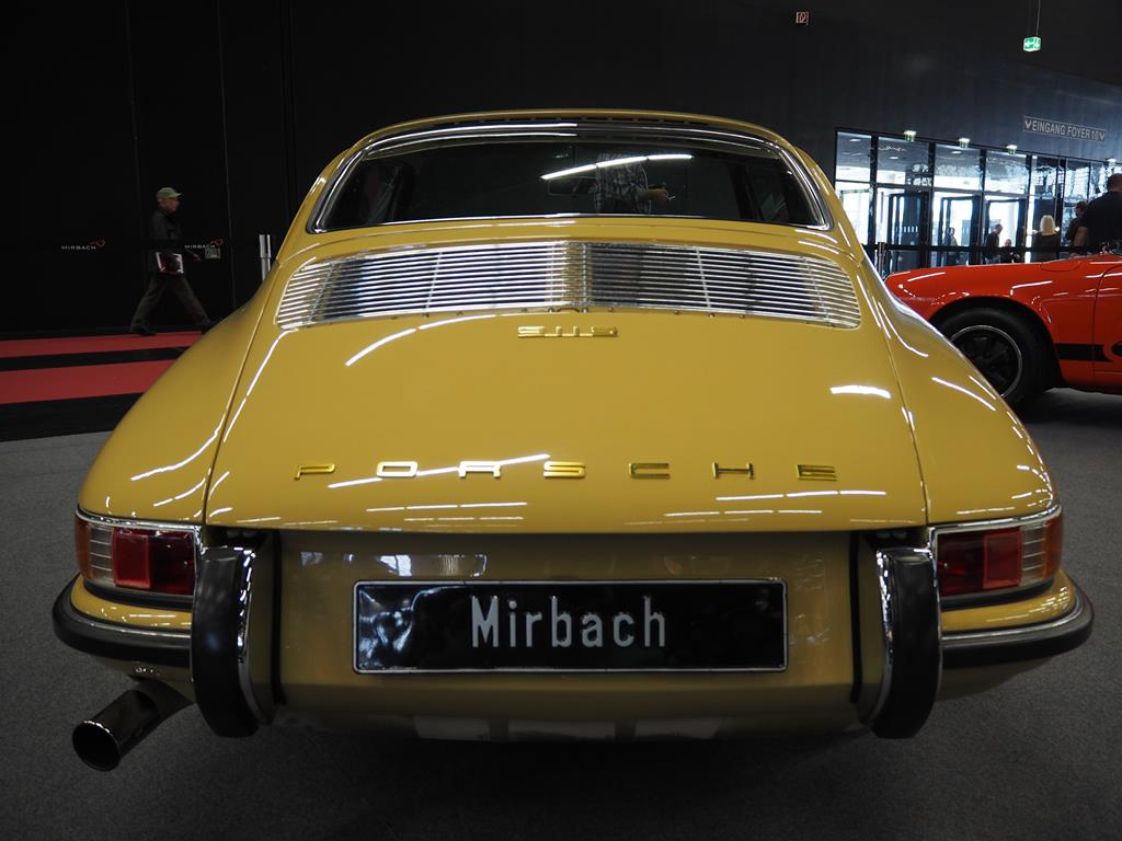 Porsche 911, BJ 1972