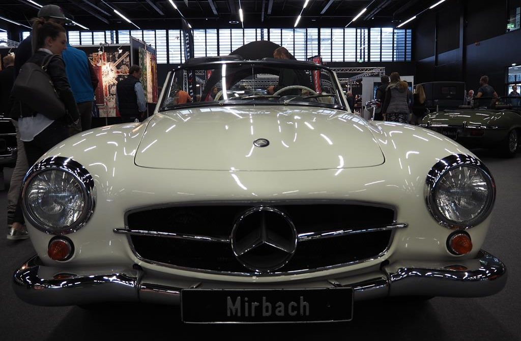 Mercedes-Benz 190 SL, BJ 1959