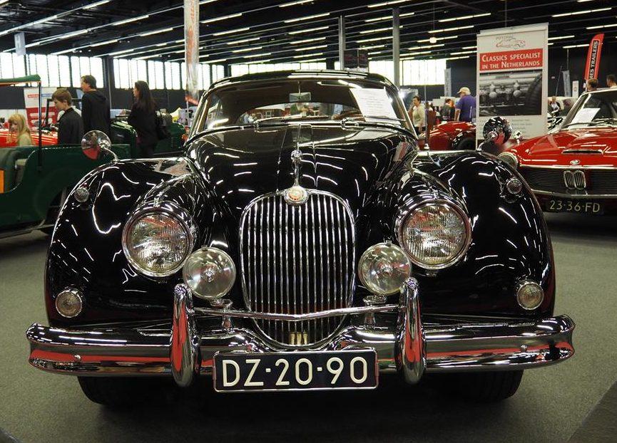 Jaguar XK, BJ 1948