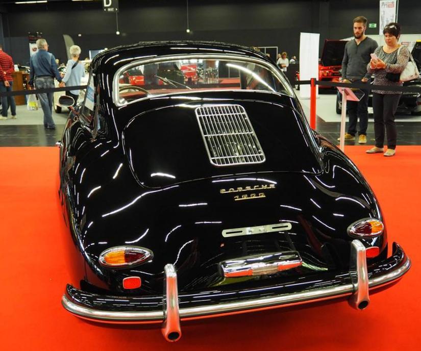 Porsche 356, BJ 1958