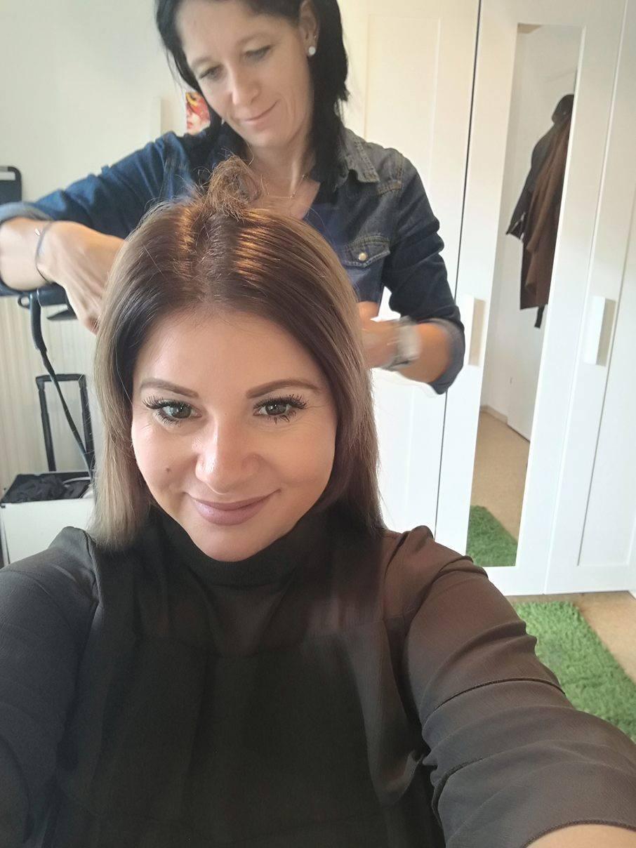 Silke Deisl mobiler Friseur Salzburg