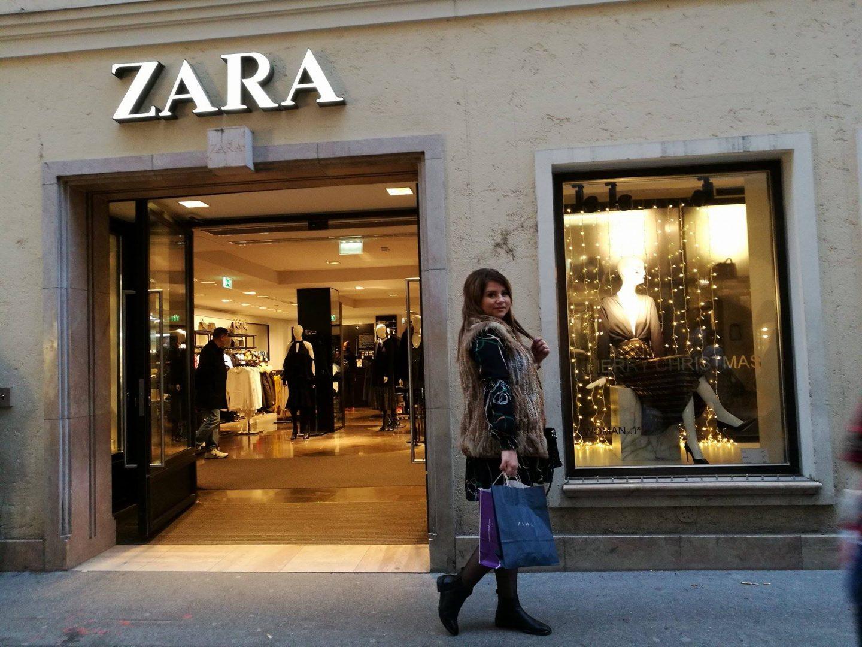 Wann ist die beste Zeit bei Zara zu Shoppen?