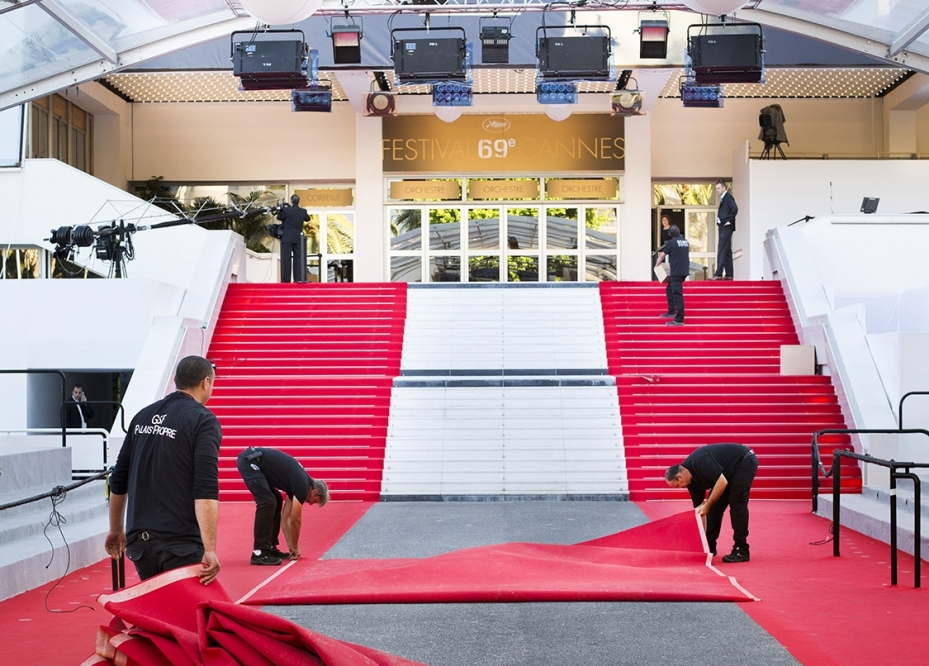 Red Carpet Cannes
