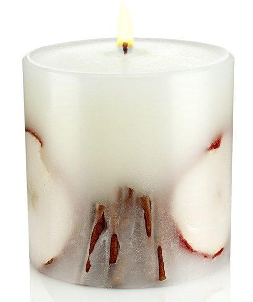 Botanical Candle Noel