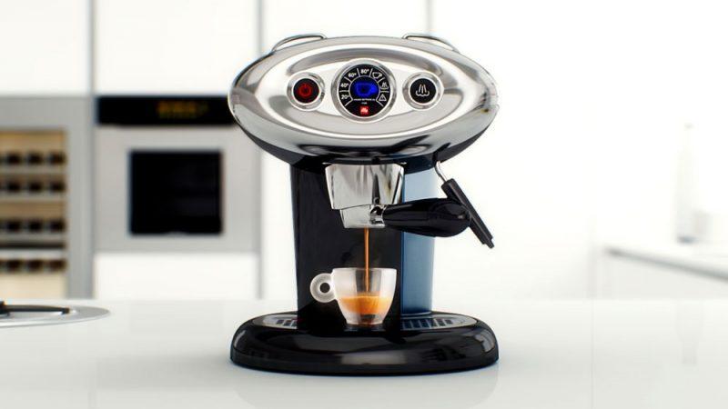 Illy Francis Francis X7.1 Iperespresso Espressomaschine
