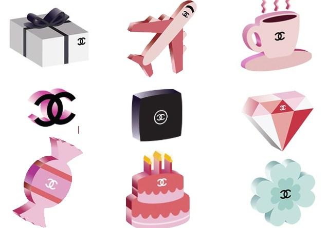Chanel launcht eigene Emojis für iPhones