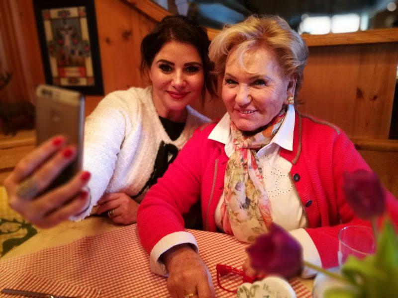 Rosi und Tanja