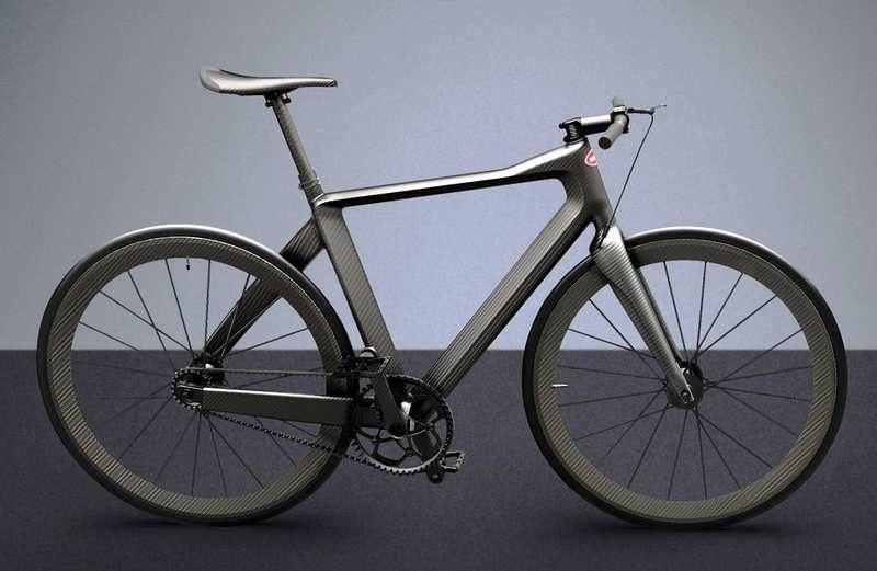 Bugatti Bike - das leichteste Urban Bike der Welt