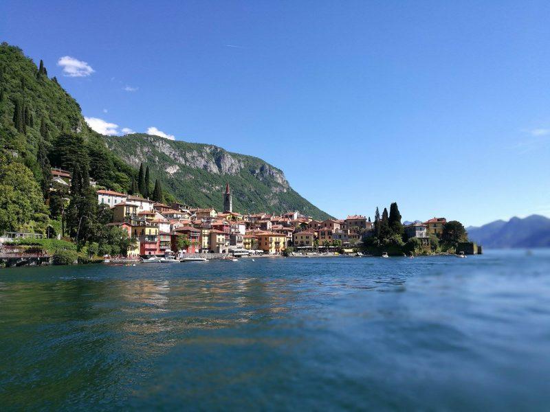 Verenna, Lago di Como