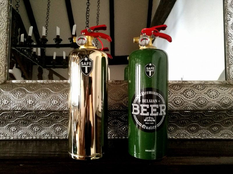 SAFE-T GOLD Edition und SAFE-T Belgium BEER