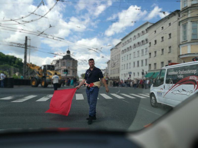 """Strecke """"Altstadt Grand Prix von Salzburg"""""""