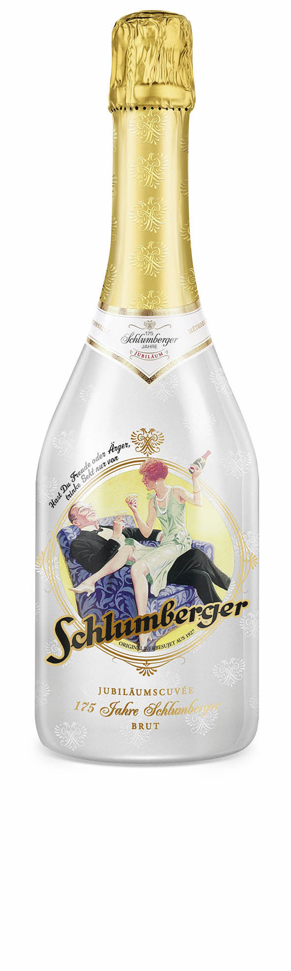Schlumberger 175 Jahre Jubiläumscuvée