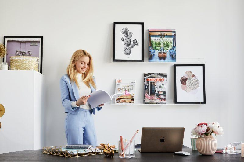 Interview: Delia Fischer die Gründerin von Westwing Home & Living