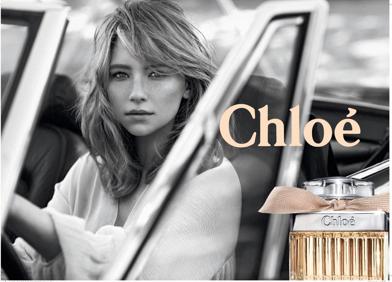 Chloé Eau de Parfum:  feiert 10-jähriges Jubiläum