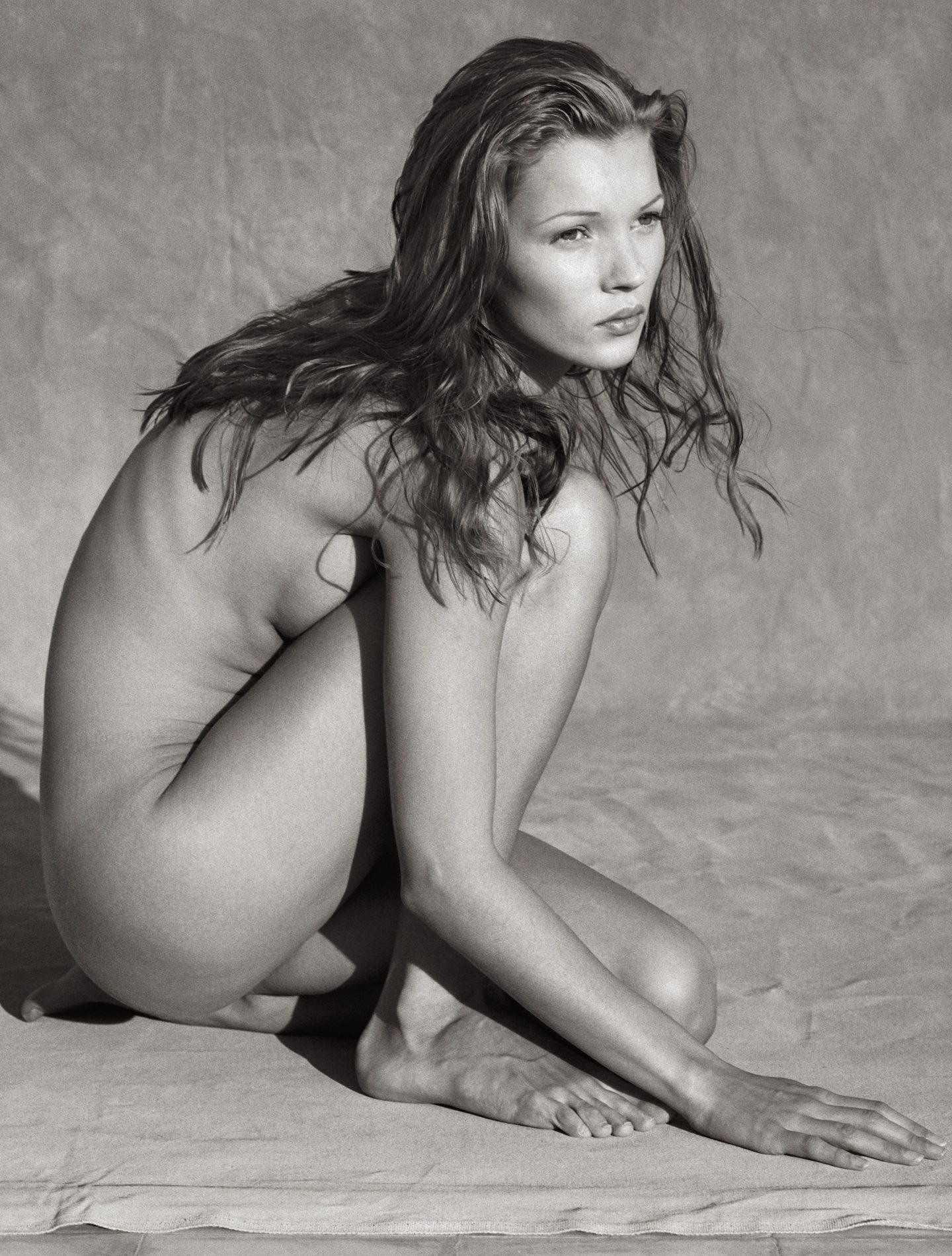 Kate Moss 19ter Geburtstag