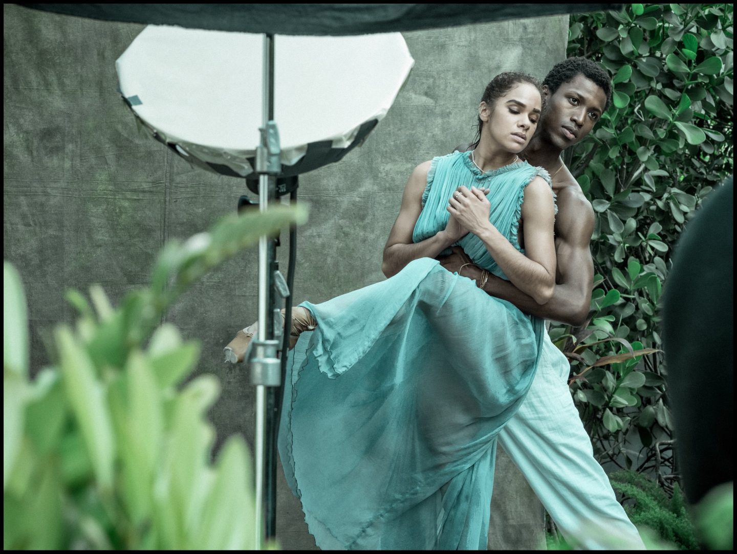 Day 1 Misty Copeland Calvin Royal