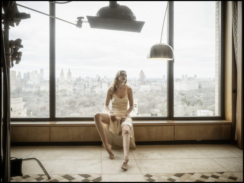 Day 4 Gigi Hadid by Albert Watson