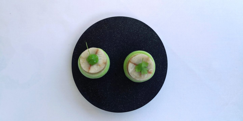 TAPAS & SNACKS * grüne Gazpacho *